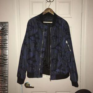 Zara man bomber jacket XL